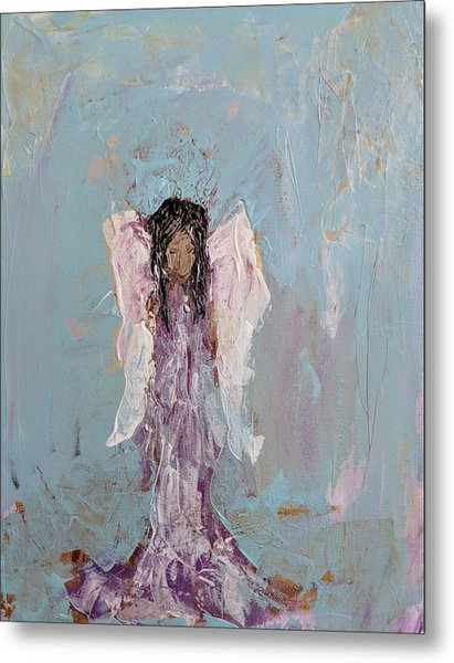 Lovely Angel  Metal Print