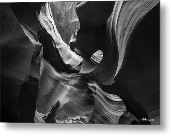 Lower Antelope Canyon Metal Print