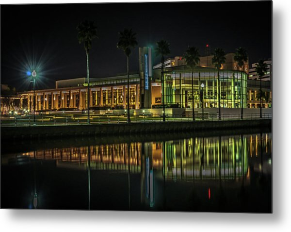Mahaffey Theater Metal Print