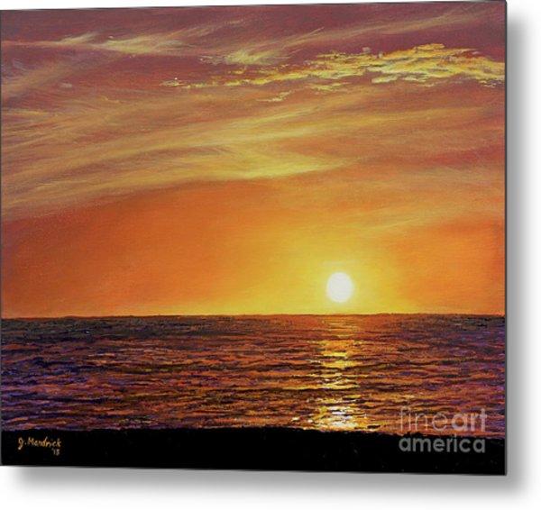 Marco Island Sunset Metal Print