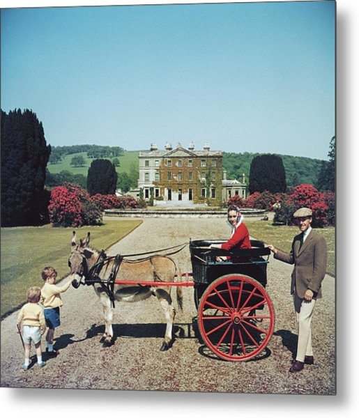 Marquess Of Waterford Metal Print