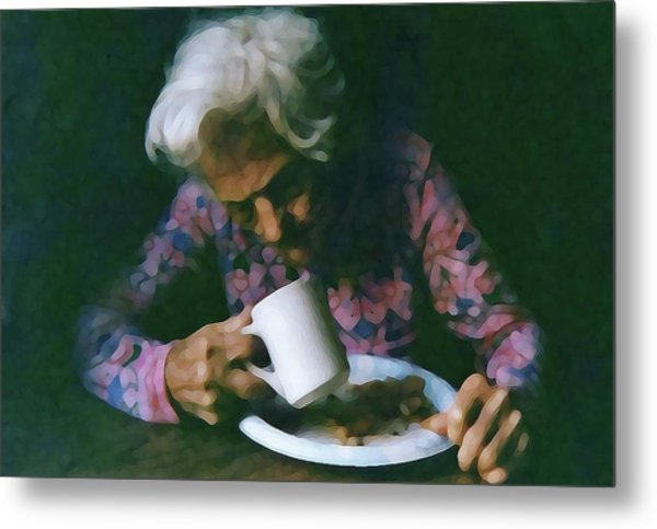 Memories Of Mama Metal Print