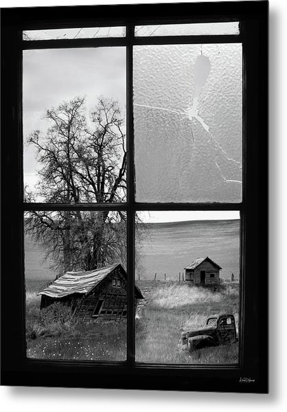 Memories Past Metal Print by Leland D Howard