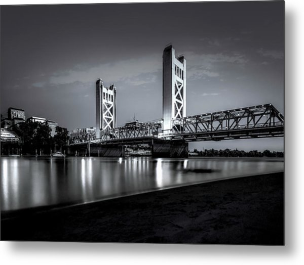 Midnight Hour- Metal Print
