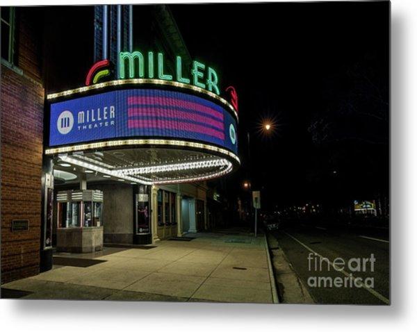 Miller Theater Augusta Ga 2 Metal Print