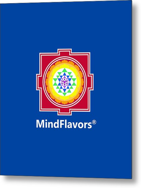 Mindflavors Small Metal Print