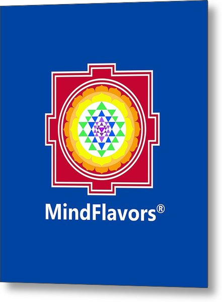 Mindflavors Medium Metal Print