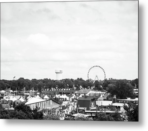 Minnesota State Fair Metal Print