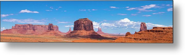 Monument Lookout Metal Print