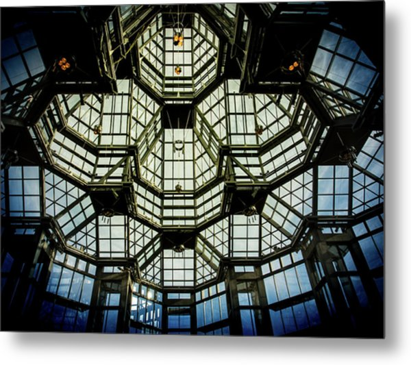 Glass Ceiling National Gallery Of Canada Metal Print