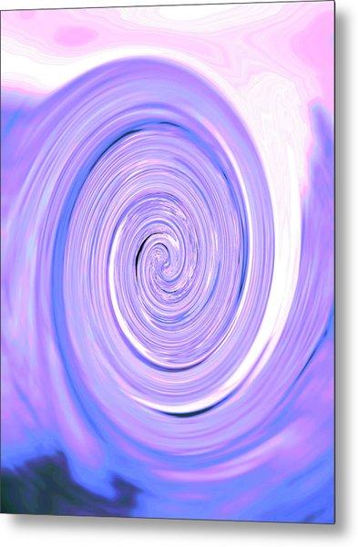 Nautilus Iv Metal Print