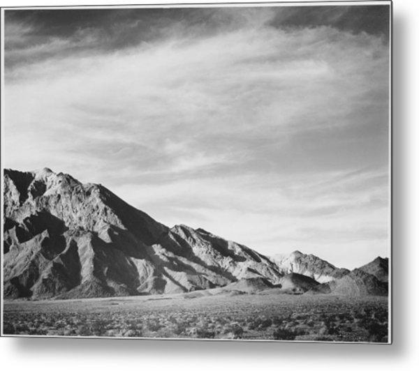 Near Death Valley Metal Print
