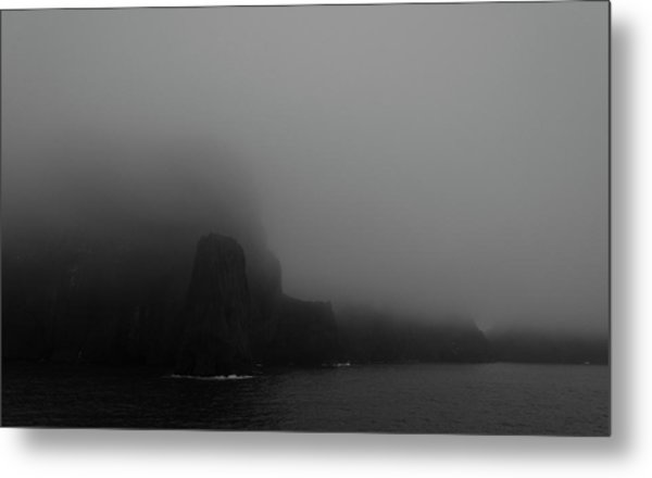 Near The End Of The World Metal Print
