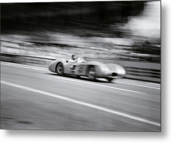 Need For Speed Metal Print