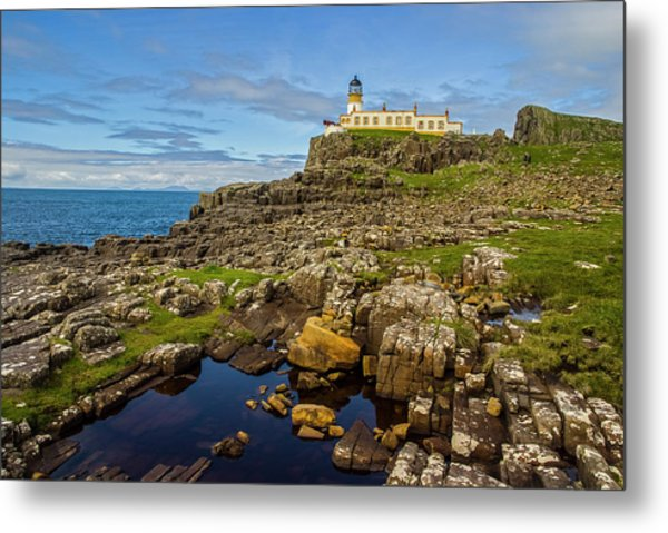Neist Point Lighthouse No. 2 Metal Print
