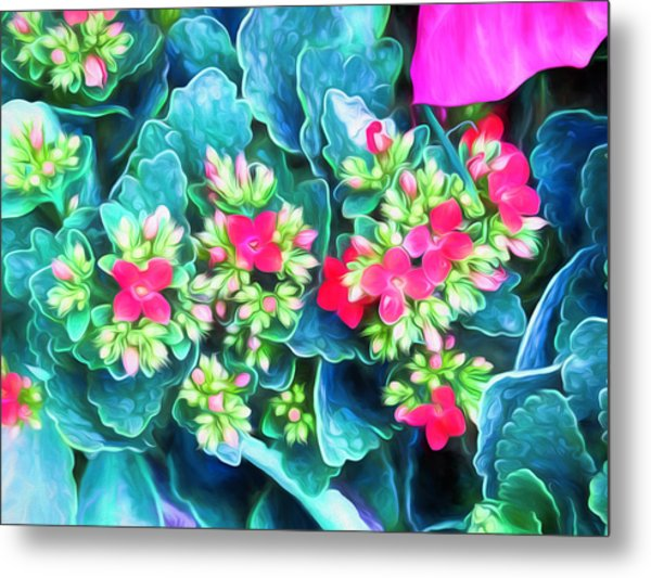 New Blooms Metal Print