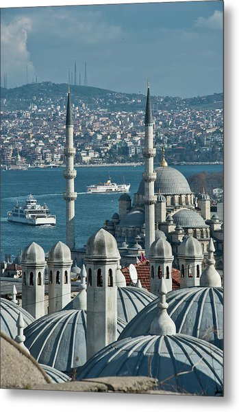 New Mosque Metal Print