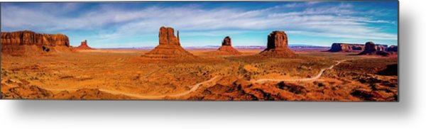 Metal Print featuring the photograph Ocean Front Property In Arizona by David Morefield