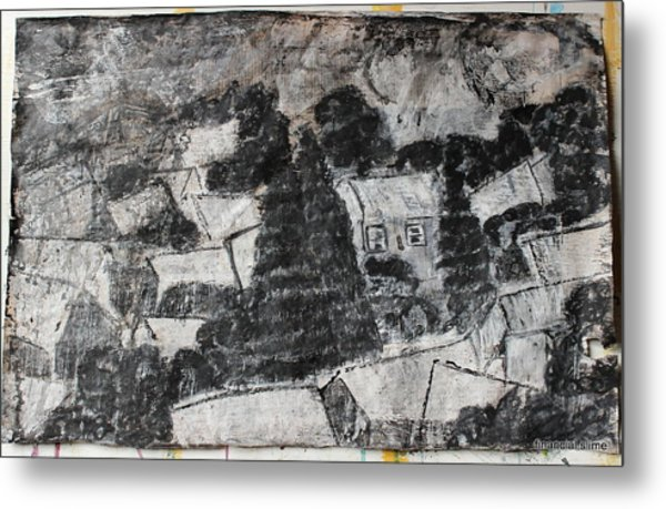 On The Day Of Execution Metal Print