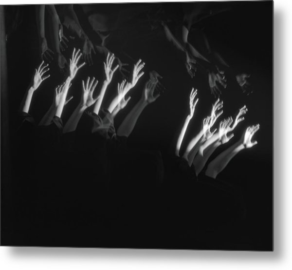 Outstretched Arms Metal Print by H. Armstrong Roberts