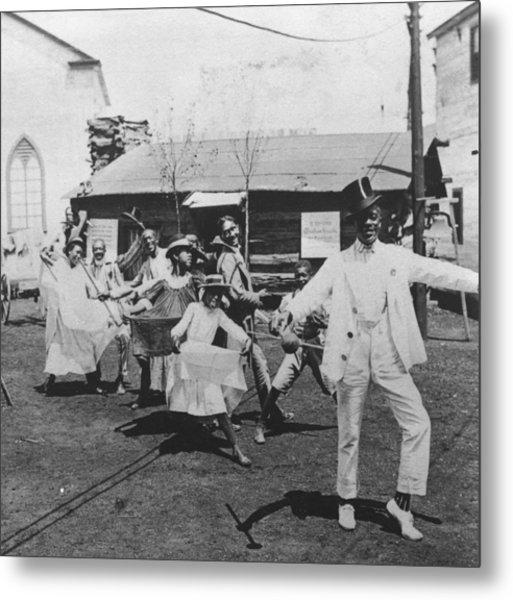 Pan Am Cakewalk Metal Print by Hulton Archive