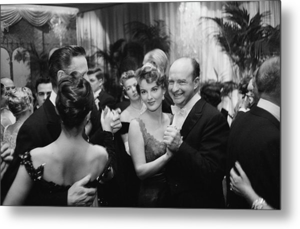 Party At Romanoffs Metal Print by Slim Aarons