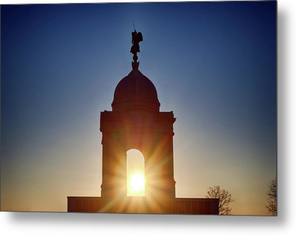 Pennsylvania State Monument Metal Print