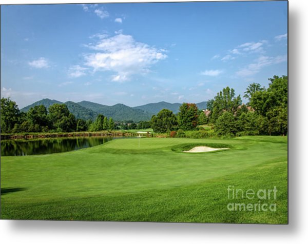 Perfect Summer Day Metal Print