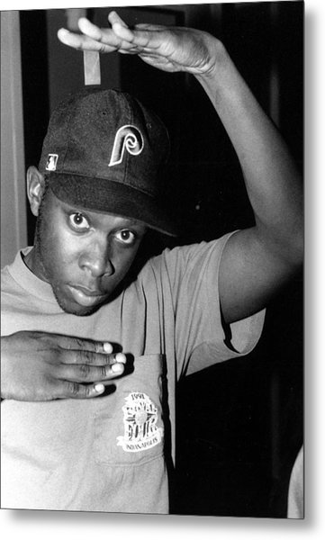 Photo Of A Tribe Called Quest Metal Print
