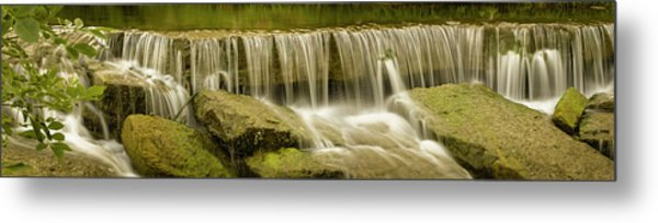 Pillsbury Crossing Pano Metal Print