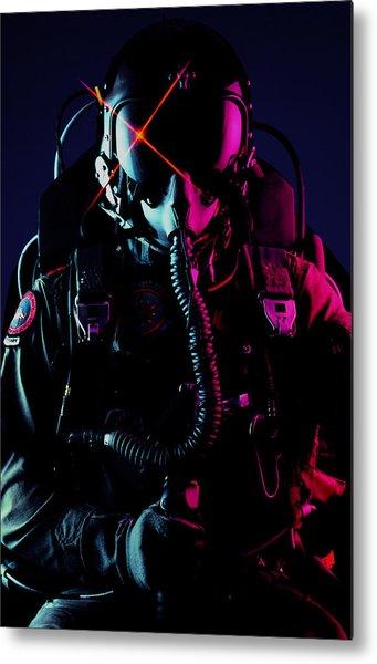 Poster Nevada Air Guard Metal Print