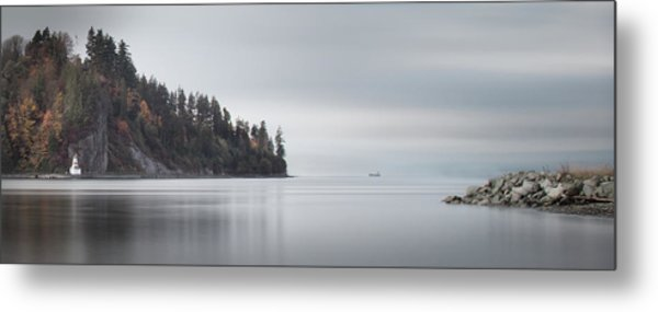 Brockton Point, Vancouver Bc Metal Print