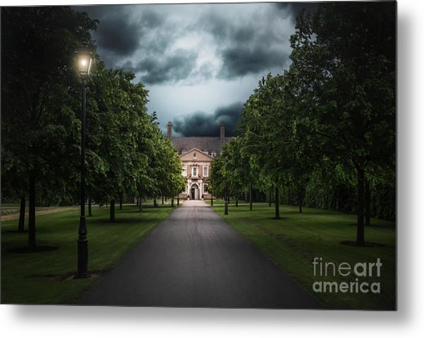 Realm Of Darkness Metal Print