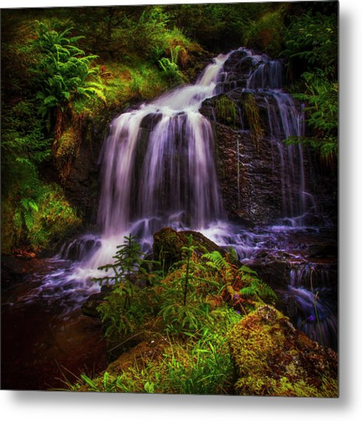 Retreat For Soul. Rest And Be Thankful. Scotland Metal Print
