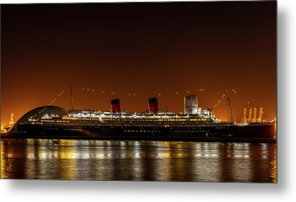 Rms Queen Mary Metal Print