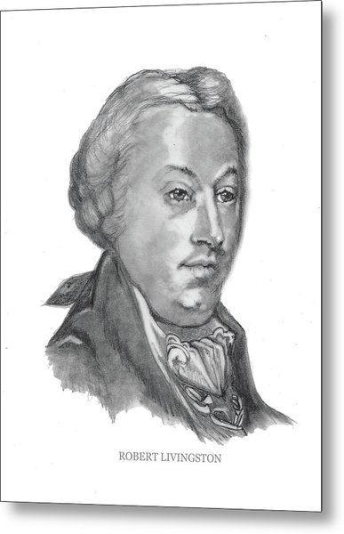 Robert Livingston Metal Print