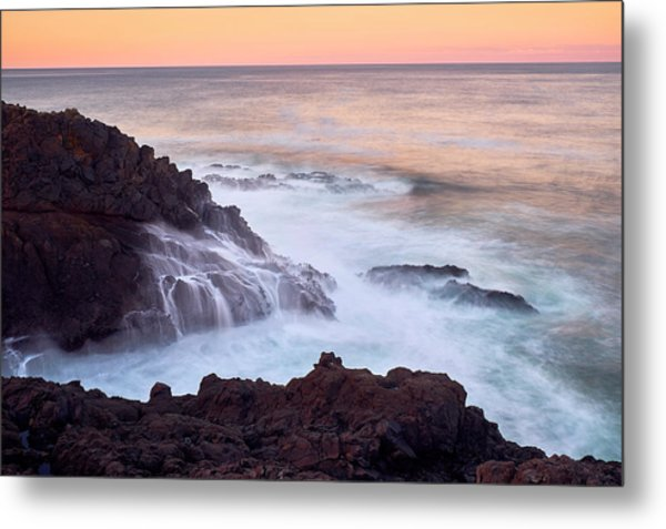 Metal Print featuring the photograph Rocky Creek by Whitney Goodey