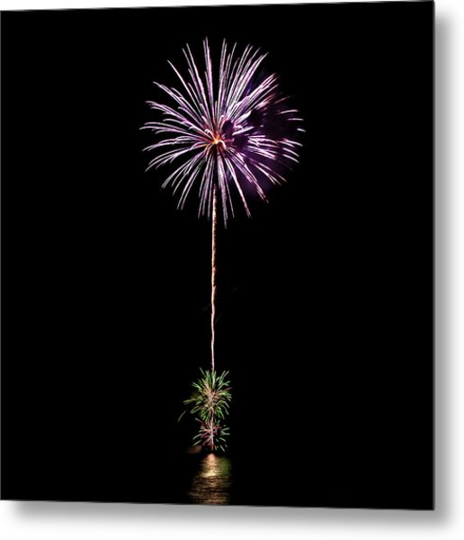 Romancing In The Dark Collection Set 04 Metal Print by Az Jackson