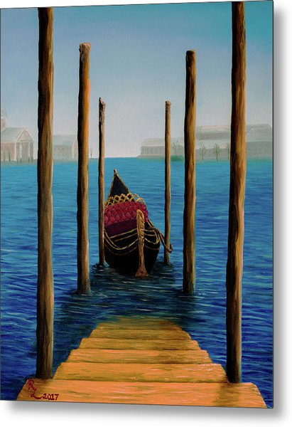 Romantic Solitude Metal Print