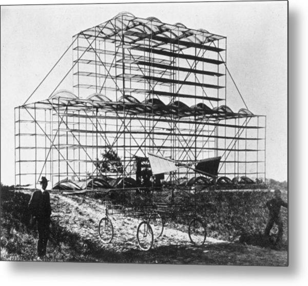 Roshon Multiplane Metal Print by Hulton Archive