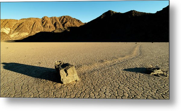 Metal Print featuring the photograph Sailing Stone Sunset IIi by William Dickman