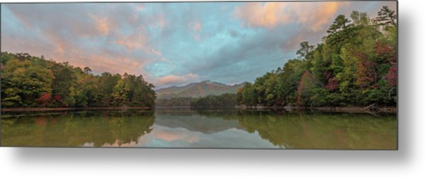Santeetlah Lake Metal Print