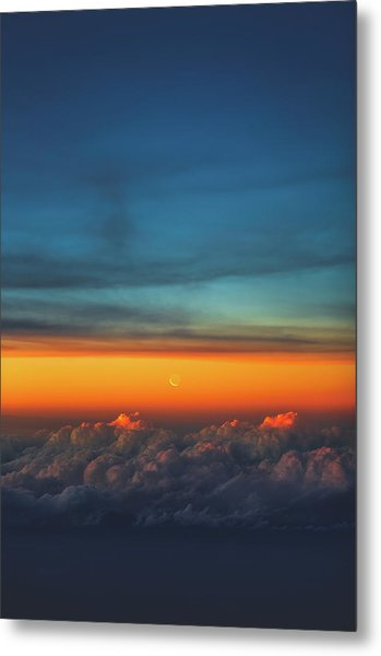Satellite Metal Print