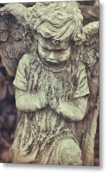 Say A Little Prayer Metal Print by JAMART Photography