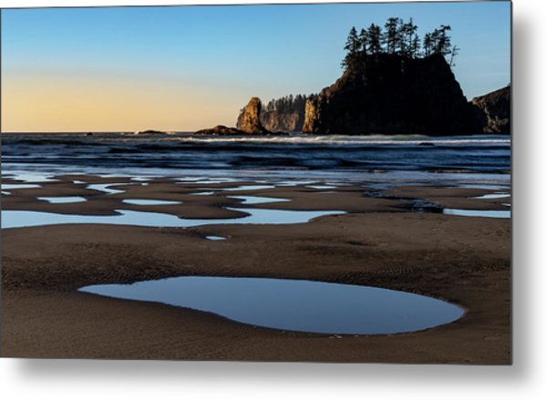 Second Beach Metal Print