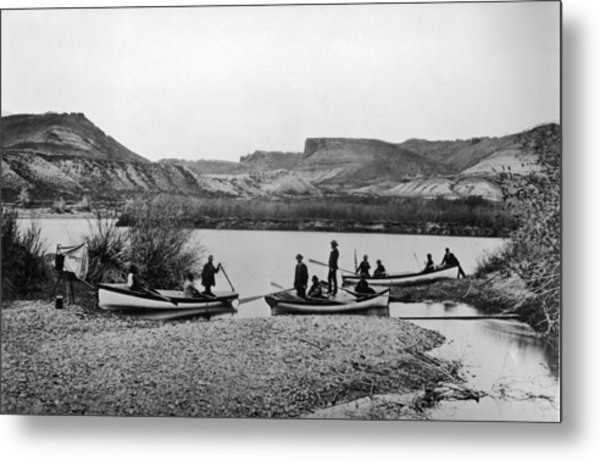 Second Colorado Expedition Metal Print by Getty Images