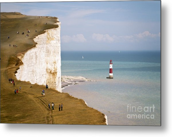 Seven Sisters National Park, View Of Metal Print