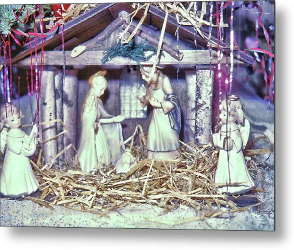Silent Night Holy Night Metal Print by JAMART Photography