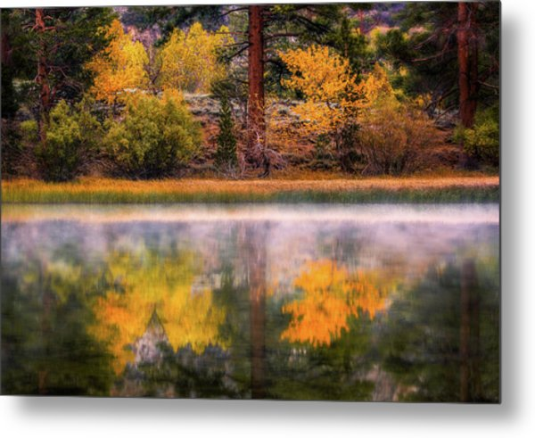 Silver Lake - Breath Of Air Metal Print