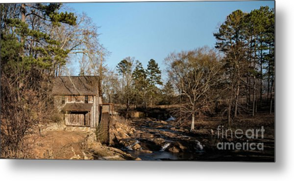 Sixes Mill Metal Print by Elijah Knight